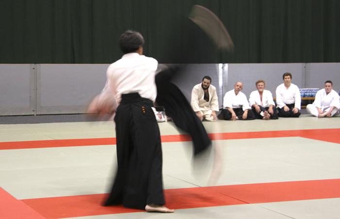 Ki Aikido